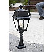 Roger Pradier Avenue 3 No. 6 Bollard Light - Black