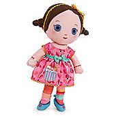Mooshka Tots Zana Doll 24cm
