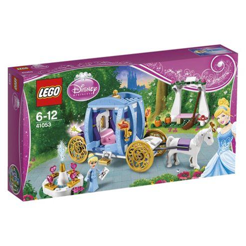 LEGO Disney Princess Cinderella's Enchanted Carriage 41053