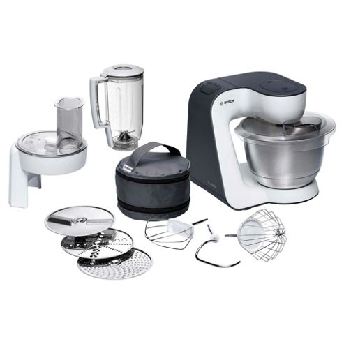 Bosch MUM52120GB Food mixer White/Anthracite