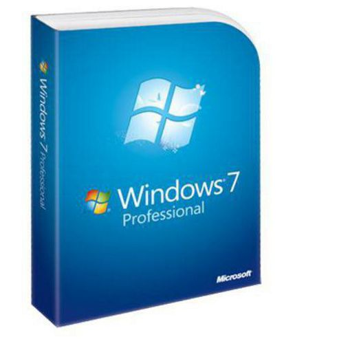 Microsoft Windows 7 Professional Software Assurance OLP NL (1 License)