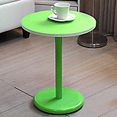 Cindy - Occasional / Side / Bedside Table - Green