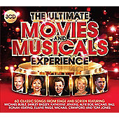The Ultimate Movies And Musicals Experience (3CD)