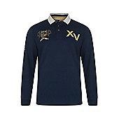 Webb Ellis Cup XV Rugby Jersey - Blue