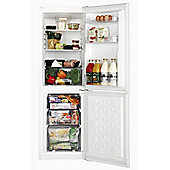 LEC Tall (Freezer Bottom) Fridge Freezer, TS50152W, White