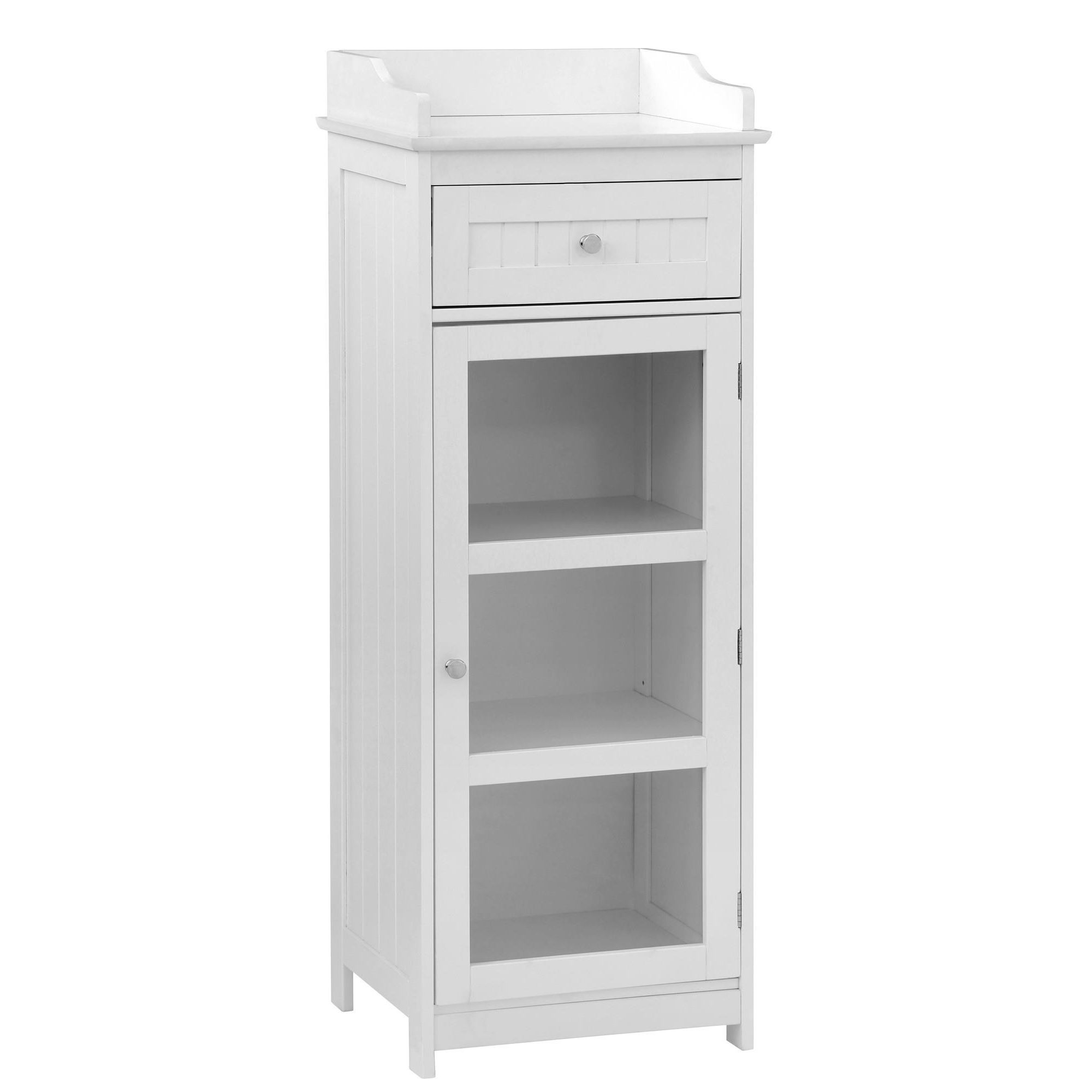 Premier Housewares Floor Standing Cabinet Bathroom Cupboards For Your Home