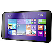 "Connect, 7"" Tablet with Windows 8.1, 32GB, WiFi - Black"