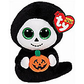 TY Beanie Boo Plush - Treats the Ghost 15cm (Halloween Exclusive)