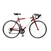 56cm Viking Clubmaster 14 Speed 700c, Red