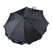 Clair de Lune Baby Shade Parasol - Black