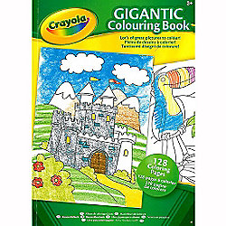 Crayola A4 Gigantic Colouring Book