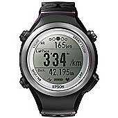 Epson Runsense SF-810V Violet GPS And Heart Rate Monitor with free app