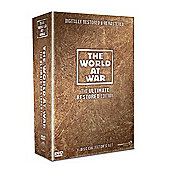 The World At War (DVD Boxset)
