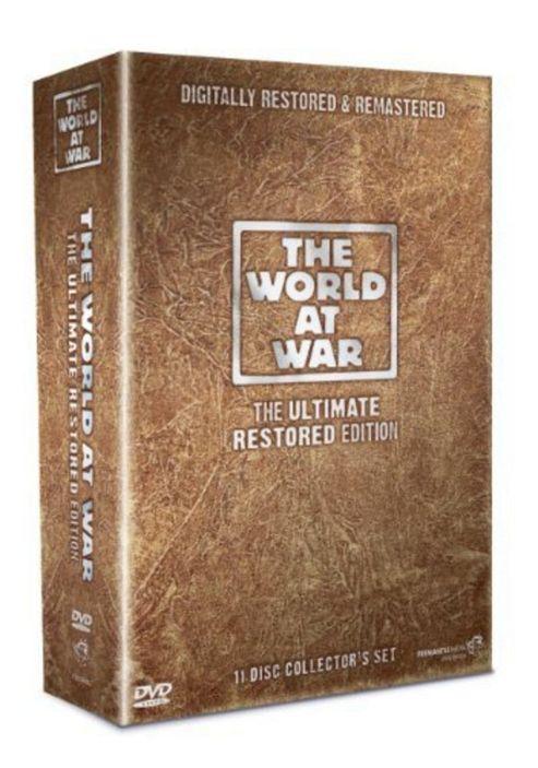 The World At War (DVD Boxset)