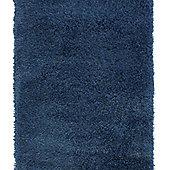 Oriental Carpets & Rugs Monte Carlo Blue Rug - 80cm x 140cm