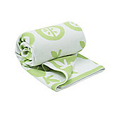 Mothercare Apples and Pears Knitted Blanket