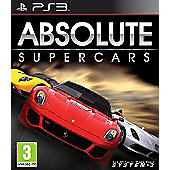 Absolute Supercars - PS3