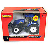 Britains Farm - New Holland T6175 Tractor 1:32 - Tomy