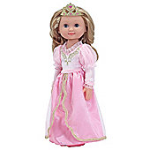"Melissa & Doug 14"" Princess Doll - Celeste"