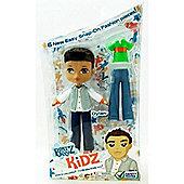 Bratz Boyz Kidz Snap-On Dylan