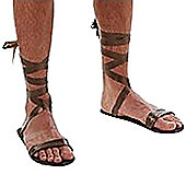 Rubies - Centurion Brown Sandals