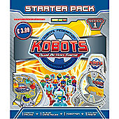Kobots Dual Action Game Series 1 Starter Pack