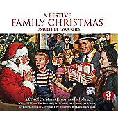 A Festive Family Christmas (3CD)