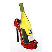 Stiletto - Wine Lover Shoe Bottle Holder - Red