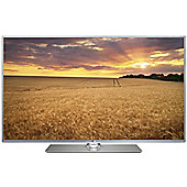 LG 47LB650V 47 Inch 3D Smart WebOS WiFi Built In Full HD 1080p LED TV with Freeview HD - Silver