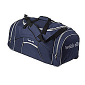 Webb Ellis Proteus Sports Gym Kit Bag Holdall, Blue
