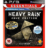 Heavy Rain Move Edition (Essentials) - PS3