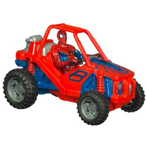 The Amazing Spider-Man Zoom N' Go Racer Quad