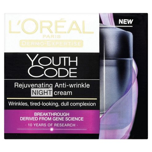 L'Oréal Youth Code Youth Boost Night Cream 50ml