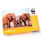 Elephants - 500pc Puzzle