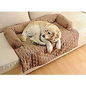 Wenko Suede Pet Sofa