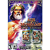 Age of Mythology Gold Edition (Age of Mythology + Age of Mythology The Titans) - PC