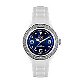 Ice-Watch Ice-Star Unisex Crystal Set Watch IB.ST.WBE.U.S