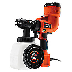 Black & Decker 240V Hand Held Spray System HVLP200