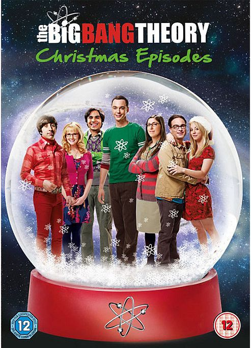 The Big Bang Theory - Christmas DVD