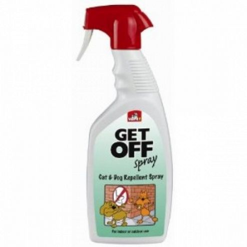 Get Off My Garden Spray (500ml)