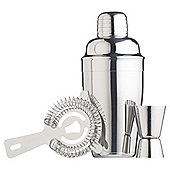 KitchenCraft Bar Craft Cocktail Gift Set, 3-Piece