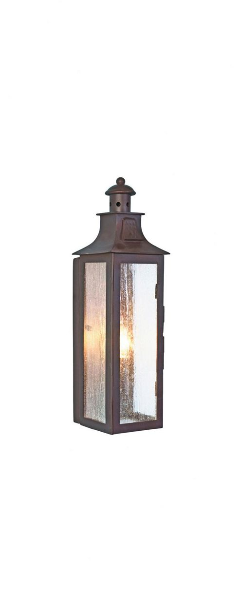 Norlys Wall Lantern in Old Bronze