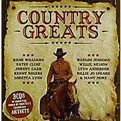 Various.Country Greats