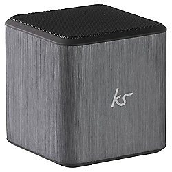 Kitsound Cube Wired Speaker Silver