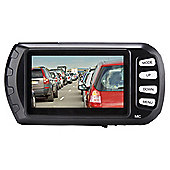 "Nextbase InCarCam 302G Deluxe Car Dashboard Video Recorder, 2.7"" LCD Screen"