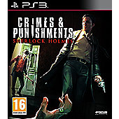 Crime and Punishment: Sherlock Holmes PS3