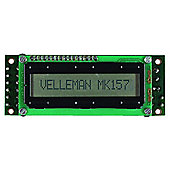 Mini 16 Character LCD Electronic Scroll Message Board