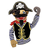 Melissa & Doug Pirate Barnacle Bart Puppet