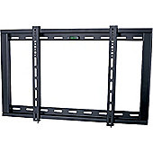 Ultimate Mounts Black Fixed Wall Mount Bracket up to 60 inch TV s