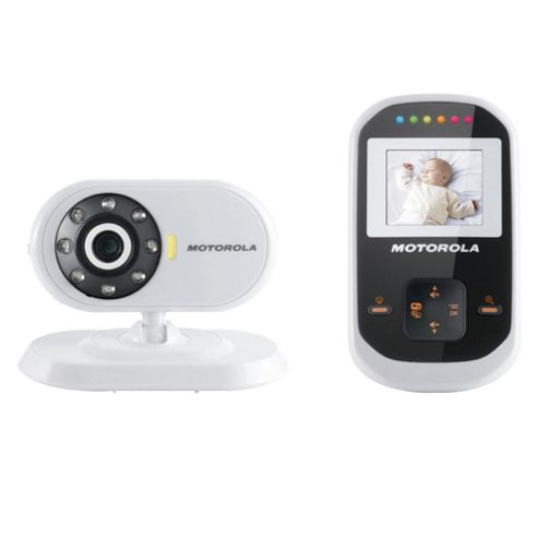 buy motorola mbp18 digital wireless baby monitor from our video range tesco. Black Bedroom Furniture Sets. Home Design Ideas